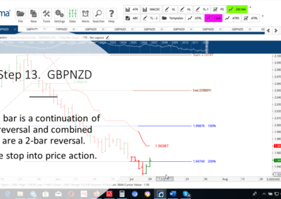 Step 13 GBPNZD DT